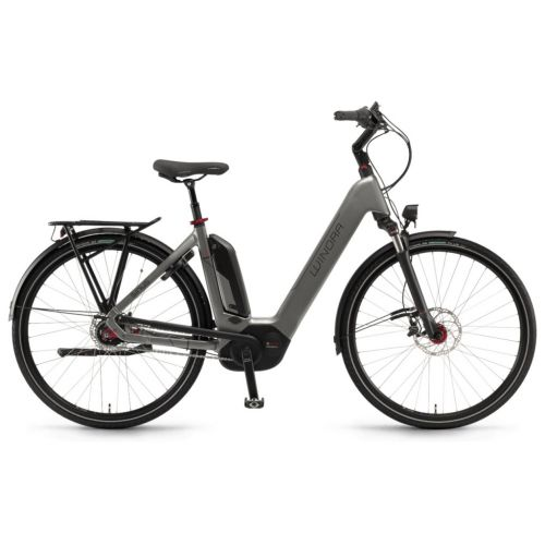 Vélo Electrique Winora Ena N8f monotube 500Wh 28